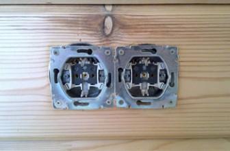 Электроснабжение и автоматика в деревянном коттедже 315м2