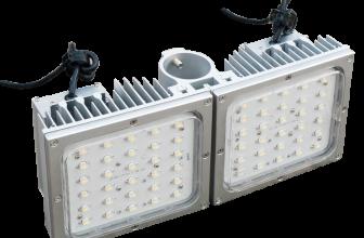Светодиодный промышленный светильник Диора-120