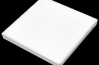 Светодиодный офисный светильник Диора-30 Slim Opal