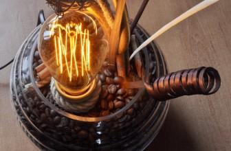 Декоративный светильник «Восточный экспресс»