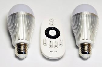 Система управления светом (2 лампы) 220В.