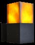 Светильник с мраморным плафоном